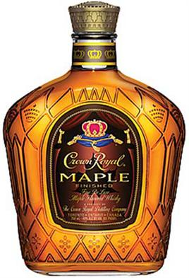 Crown Royal Canadian Whisky Maple Finished